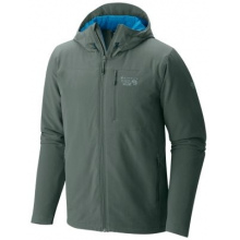 Men's Superconductor Hooded Jacket by Mountain Hardwear