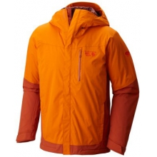 Dragon's Back Insulated Jacket by Mountain Hardwear in Arcata Ca