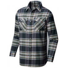 Men's Trekkin Flannel Long Sleeve Shirt by Mountain Hardwear in Sioux Falls SD