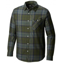 Men's Franklin Long Sleeve Shirt by Mountain Hardwear in Lethbridge Ab