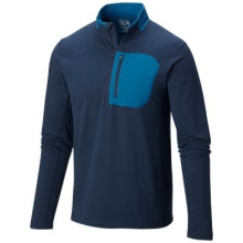 Men's Cragger 1/2 Zip by Mountain Hardwear in Denver Co