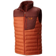Dynotherm Down Vest by Mountain Hardwear in Madison Al