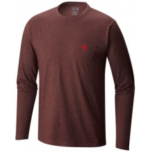 Men's MHW Logo Graphic Long Sleeve T by Mountain Hardwear in Solana Beach Ca