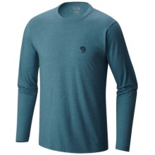Men's MHW Logo Graphic Long Sleeve T by Mountain Hardwear in Alpharetta Ga