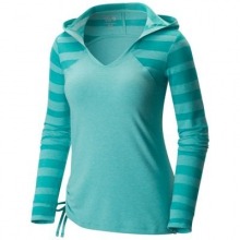 Women's DrySpun Perfect Hoodie by Mountain Hardwear