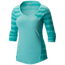 Women's DrySpun Perfect Elbow T by Mountain Hardwear