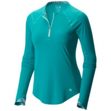 Women's River Gorge Long Sleeve T by Mountain Hardwear