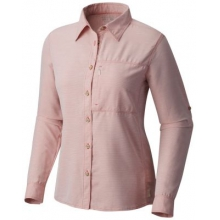 Women's Canyon Long Sleeve Shirt by Mountain Hardwear in Colorado Springs Co