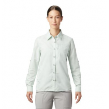 Women's Canyon Long Sleeve Shirt by Mountain Hardwear in Blacksburg VA