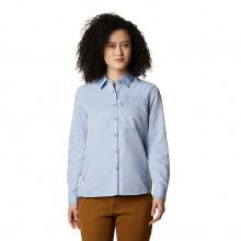 Women's Canyon Long Sleeve Shirt by Mountain Hardwear in Sioux Falls SD