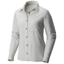 Women's Canyon Long Sleeve Shirt by Mountain Hardwear in Paramus Nj
