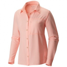 Women's Canyon Long Sleeve Shirt by Mountain Hardwear in Fayetteville Ar