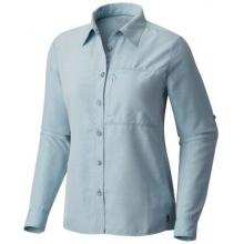 Women's Canyon Long Sleeve Shirt by Mountain Hardwear in Colorado Springs Co