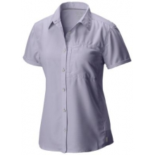 Women's Canyon Short Sleeve Shirt by Mountain Hardwear in Tucson Az