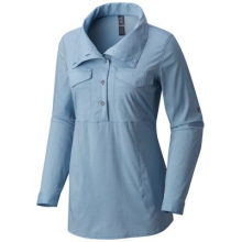 Women's Citypass Long Sleeve Popover by Mountain Hardwear in Arcata Ca