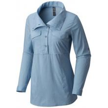 Women's Citypass Long Sleeve Popover by Mountain Hardwear in Aspen Co