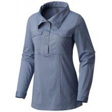 Women's Citypass Long Sleeve Popover by Mountain Hardwear in Madison Al