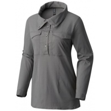 Women's Citypass Long Sleeve Popover by Mountain Hardwear in Coquitlam Bc