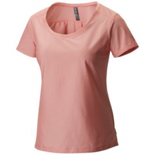 Women's Citypass Short Sleeve Shirt by Mountain Hardwear