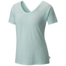 Women's DrySpun Short Sleeve T by Mountain Hardwear