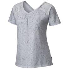 Women's DrySpun Printed Short Sleeve T by Mountain Hardwear