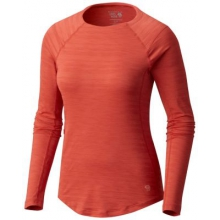 Women's Mighty Stripe Long Sleeve T by Mountain Hardwear in Traverse City Mi