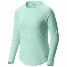 Women's Mighty Stripe Long Sleeve T by Mountain Hardwear in Bend Or