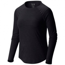 Women's Mighty Stripe Long Sleeve T by Mountain Hardwear in Ann Arbor Mi