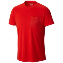 Men's River Gorge Short Sleeve Crew by Mountain Hardwear