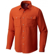 Men's Canyon Long Sleeve Shirt by Mountain Hardwear in Solana Beach Ca