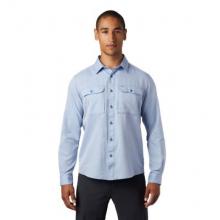 Men's Canyon Long Sleeve Shirt by Mountain Hardwear
