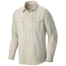 Men's Canyon Long Sleeve Shirt by Mountain Hardwear in Lethbridge Ab