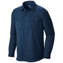 Men's Canyon Long Sleeve Shirt by Mountain Hardwear in Manhattan Ks