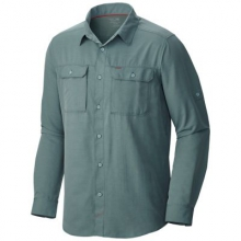 Men's Canyon Long Sleeve Shirt by Mountain Hardwear