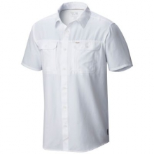 Men's Canyon Short Sleeve Shirt by Mountain Hardwear in Denver Co