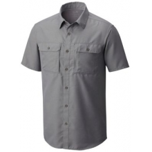 Men's Canyon Short Sleeve Shirt by Mountain Hardwear in Grosse Pointe Mi