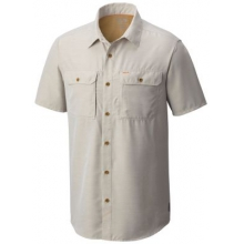 Men's Canyon Short Sleeve Shirt by Mountain Hardwear in Corvallis Or