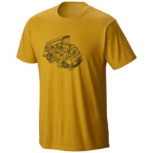 Men's Van Life Short Sleeve T by Mountain Hardwear