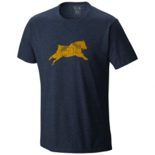 Men's 50 Percent Goat Short Sleeve T by Mountain Hardwear