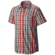 Men's Stout Short Sleeve Shirt by Mountain Hardwear in Tarzana Ca