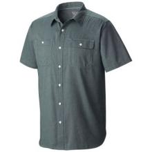 Men's Drummond Utility Short Sleeve Shirt by Mountain Hardwear in Birmingham Mi