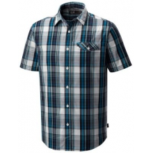 Men's Farthing Short Sleeve Shirt by Mountain Hardwear in Langley Bc