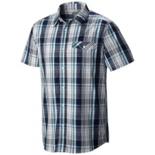 Men's Farthing Short Sleeve Shirt by Mountain Hardwear