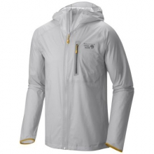 Men's Supercharger Shell Jacket by Mountain Hardwear