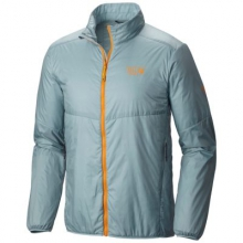 Men's Micro Thermostatic Hybrid Jacket by Mountain Hardwear