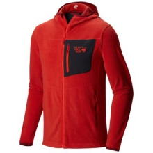 Men's Strecker Lite Hooded Jacket by Mountain Hardwear
