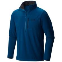 Men's Strecker Lite 1/4 Zip by Mountain Hardwear