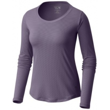 Women's Wicked Lite Long Sleeve T by Mountain Hardwear in Birmingham Mi