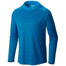 Men's River Gorge Long Sleeve Hoody by Mountain Hardwear