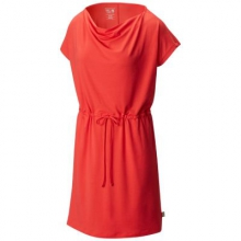 Women's DrySpun Perfect Tee Dress by Mountain Hardwear